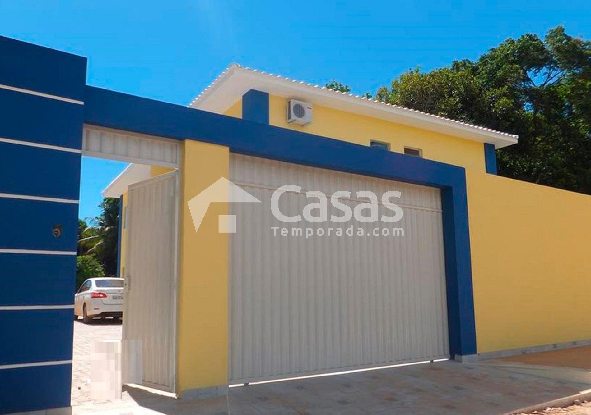 Casas de playa en alquiler en porto seguro con piscina bar for Casas en alquiler en la playa con piscina